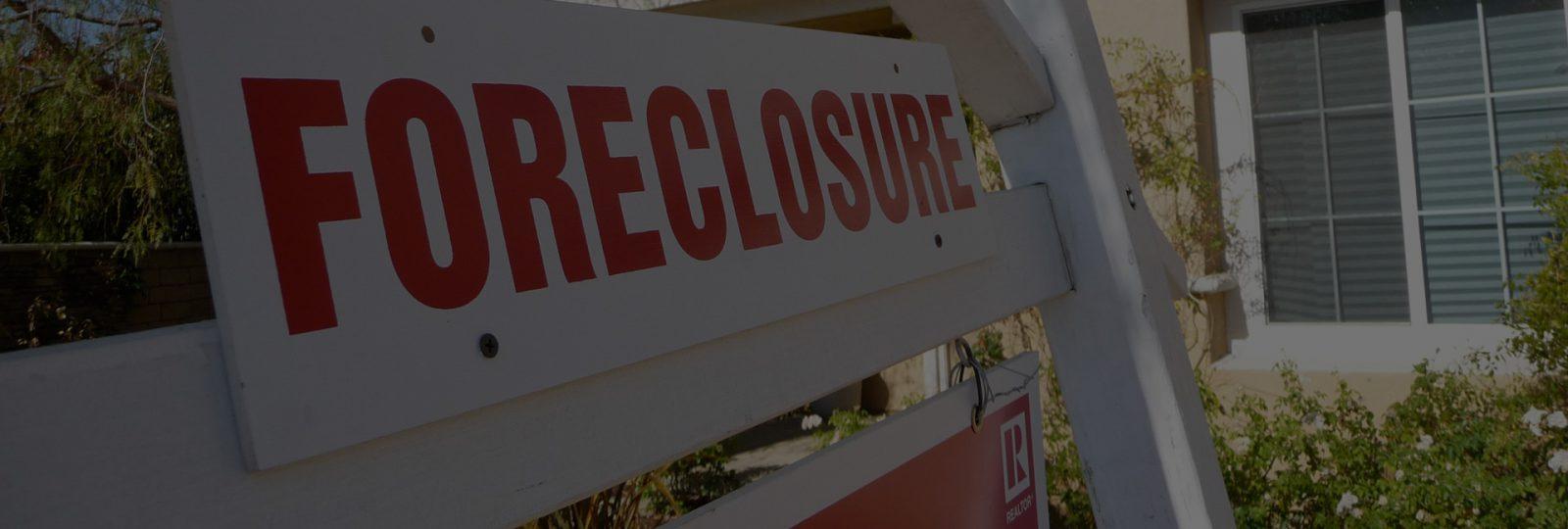 Fighting Foreclosure