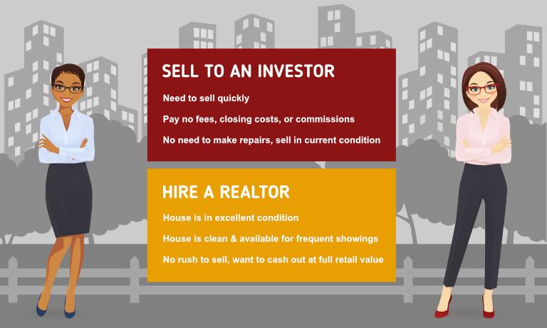 Real Estate Investor VS Real Estate Realtor